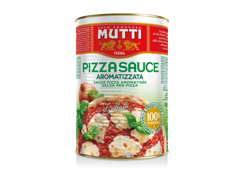 Aromatised Pizza Sauce Eurodell